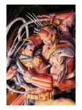 Wolverine Origins 38 Cover: Wolverine and Omega Red