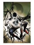 Dark Reign: Mister Negative 2 Cover: Spider-Man