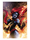 Ms Marvel 48 Cover: Mystique