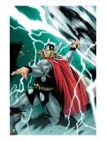 Thor No1 Cover: Thor