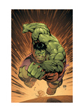 Marvel Adventures Hulk 14 Cover: Hulk
