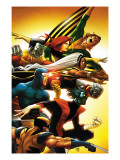 Uncanny X-Men: First Class 5 Cover: Wolverine