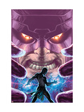 Son of Hulk 17 Cover: Galactus