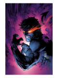 New X-Men No152 Cover: Nightcrawler
