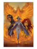 What if Astonishing X-Men 1 Cover: Emma Frost  Phoenix and Cyclops