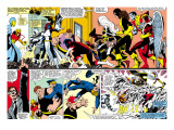 Uncanny X-Men No142 Group: Shadowcat