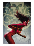 Spider-Woman 2 Cover: Spider Woman