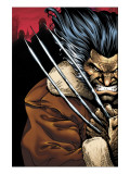 Weapon X: Days Of Future Now No1 Cover: Wolverine