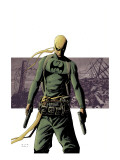 Immortal Iron Fist No3 Cover: Iron Fist