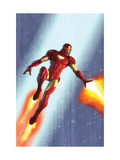 Iron Man & The Armor Wars No3 Cover: Iron Man