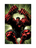 Hulk: Red Hulk Must Have Hulk No3 Cover: Hulk
