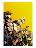 X-Factor No42 Cover: Madrox  M  Darwin  Strong Guy  Rictor  Siryn and Longshot