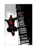 Daredevil Noir 1 Cover: Daredevil