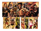 Secret Invasion No8 Group: Wolverine