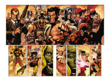 Secret Invasion 8 Group: Wolverine