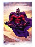 Uncanny X-Men No521 Cover: Magneto