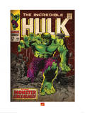 Marvel Comics Retro: The Incredible Hulk Comic Book Cover 105