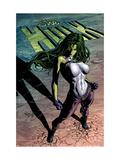She-Hulk No29 Cover: She-Hulk