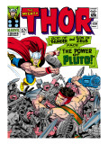 Marvel Comics Retro: The Mighty Thor Comic Book Cover No128  Hercules