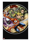 Marvel Adventures Spider-Man No3 Cover: Doctor Octopus