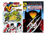 Marvel Comics Presents 2 Cover: Wolverine