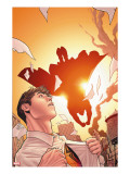 Marvel Knights Spider-Man 14 Cover: Virtue  Peter Parker Flying