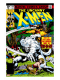 Uncanny X-Men 140 Cover: Wolverine and Wendigo