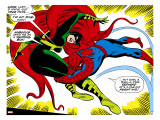 Marvel Comics Retro: The Amazing Spider-Man Comic Panel  Medusa