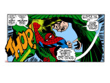 Marvel Comics Retro: The Amazing Spider-Man Comic Panel  the Vulture  Thop!