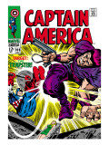 Marvel Comics Retro: Captain America Comic Book Cover 108  the Trapster