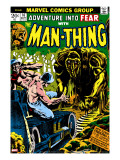 Man-Thing 16 Cover: Man-Thing