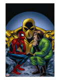 Marvel Adventures Spider-Man 11 Cover: Spider-Man and Mad Thinker