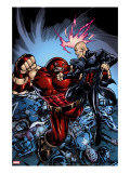 New Excalibur 3 Cover: Juggernaut and Professor X