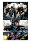 Amazing Spider-Man 523 Group: Captain America  Luke Cage  Iron Man and Spider Woman