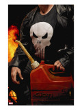 Punisher MAX 30 Cover: Punisher
