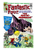 The Fantastic Four 21 Cover: Mr Fantastic