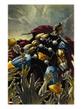 Stormbreaker: The Saga of Beta Ray Bill 2 Cover: Beta-Ray Bill