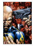 Weapon X: Days Of Future Now No2 Cover: Professor X