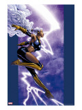 Ultimate X-Men 42 Cover: Storm