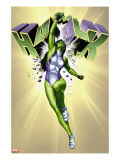 She-Hulk 6 Cover: She-Hulk