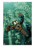 Marvel Adventures Spider-Man 32 Cover: Spider-Man and Hydro Man