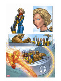 X-Men: First Class 1 Group: Marvel Girl