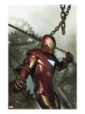 Iron Man: Director Of SHIELD 29 Cover: Iron Man