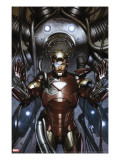 Iron Man: Director Of SHIELD No31 Cover: Iron Man