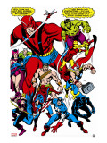Giant-Size Avengers 1 Group: Giant Man