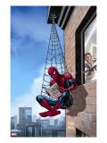 Marvel Adventures Spider-Man No51 Cover: Spider-Man