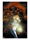Ultimate Fantastic Four 49 Cover: Invisible Woman