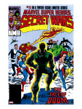 Secret Wars 11 Cover: Dr Doom