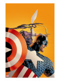 Avengers 77 Cover: Captain America  Wasp  Hawkeye and Avengers