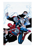 The Amazing Spider-Man 547 Cover: Spider-Man